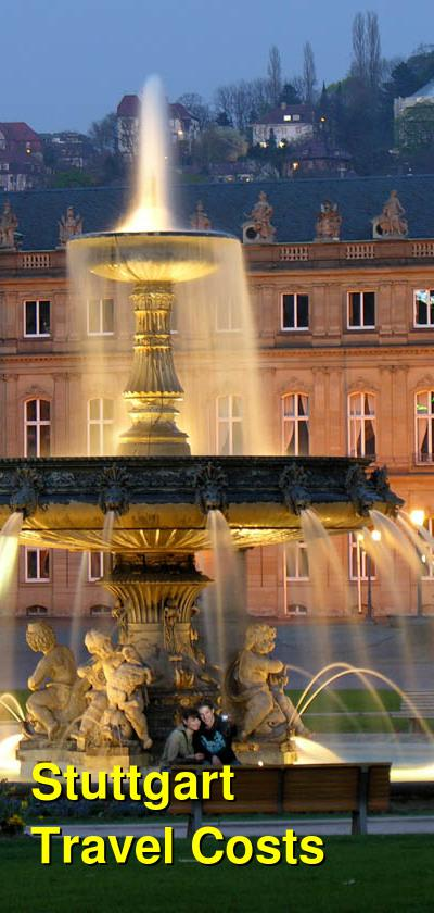 Stuttgart Travel Costs & Prices - Porsche, Mercedes-Benz & Schlossplatz | BudgetYourTrip.com