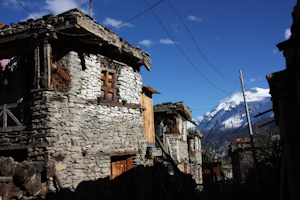 Trekking the Himalayas